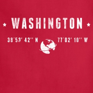 Washington T-Shirts - Adjustable Apron