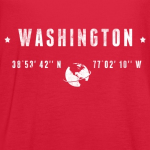 Washington T-Shirts - Women's Flowy Tank Top by Bella