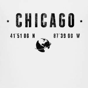 Chicago Kids' Shirts - Toddler Premium T-Shirt