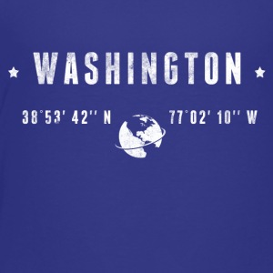 Washington Kids' Shirts - Toddler Premium T-Shirt