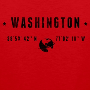 Washington Kids' Shirts - Men's Premium Tank