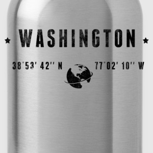 Washington T-Shirts - Water Bottle