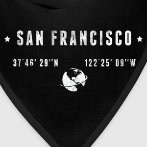 San Francisco T-Shirts - Bandana
