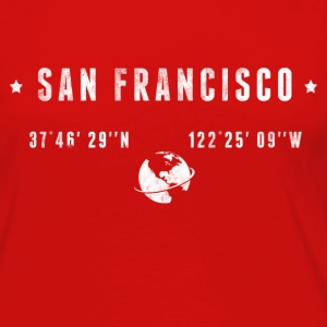 San Francisco Kids' Shirts - Women's Premium Long Sleeve T-Shirt
