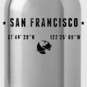 San Francisco T-Shirts - Water Bottle