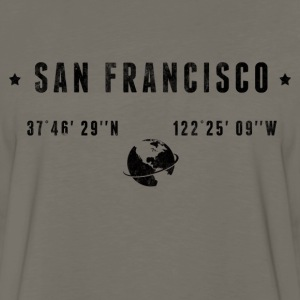 San Francisco T-Shirts - Men's Premium Long Sleeve T-Shirt