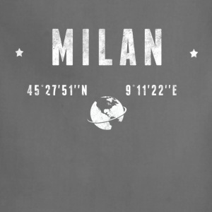 Milan T-Shirts - Adjustable Apron