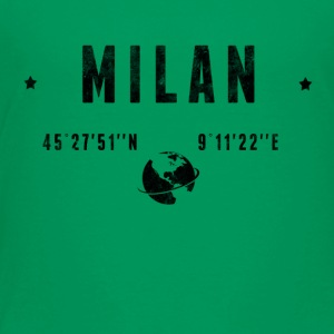Milan Kids' Shirts - Toddler Premium T-Shirt