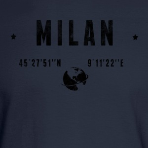 Milan T-Shirts - Men's Long Sleeve T-Shirt