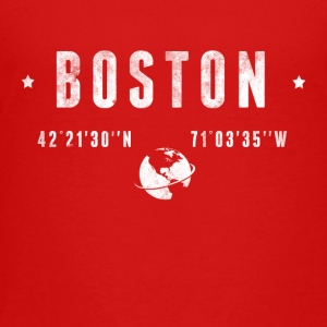 Boston Kids' Shirts - Toddler Premium T-Shirt