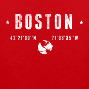 Boston Kids' Shirts - Men's Premium Tank