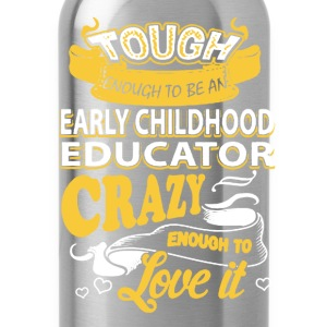 Early Childhood Educator Shirt - Water Bottle