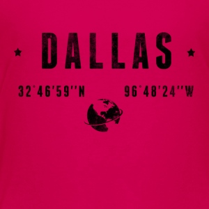 DALLAS Kids' Shirts - Toddler Premium T-Shirt