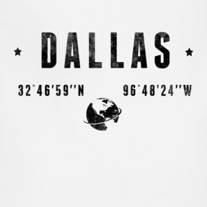 DALLAS T-Shirts - Adjustable Apron