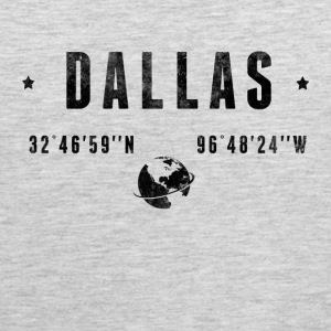 DALLAS T-Shirts - Men's Premium Tank