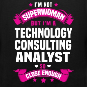 Technology Consulting Analyst T-Shirts - Men's Premium Tank