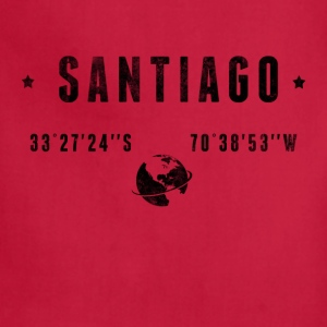 SANTIAGO T-Shirts - Adjustable Apron