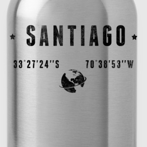 SANTIAGO T-Shirts - Water Bottle