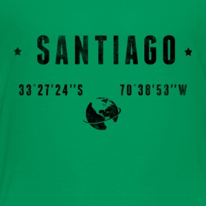 SANTIAGO Kids' Shirts - Toddler Premium T-Shirt