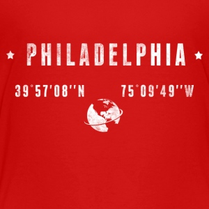 Philadelphia Kids' Shirts - Toddler Premium T-Shirt