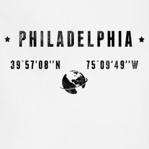 Philadelphia T-Shirts - Adjustable Apron
