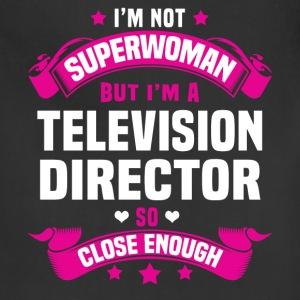 Television Director T-Shirts - Adjustable Apron