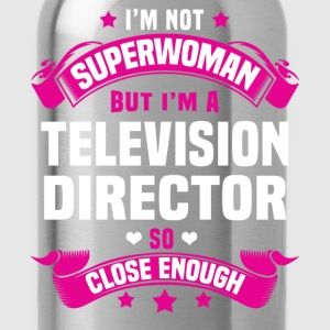Television Director T-Shirts - Water Bottle