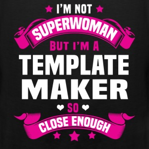 Template Maker T-Shirts - Men's Premium Tank