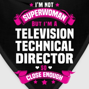 Television Technical Director T-Shirts - Bandana
