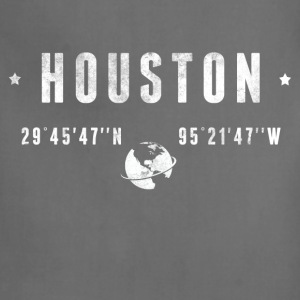 Houston T-Shirts - Adjustable Apron