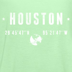 Houston T-Shirts - Women's Flowy Tank Top by Bella