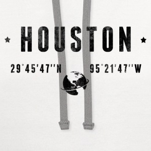 Houston T-Shirts - Contrast Hoodie