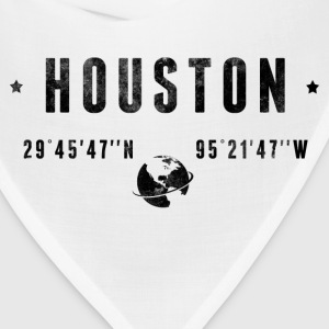 Houston T-Shirts - Bandana