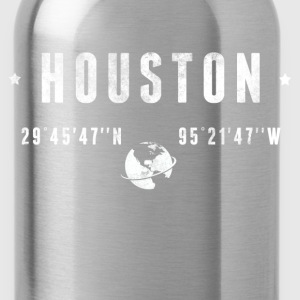 Houston T-Shirts - Water Bottle