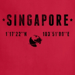 Singapore T-Shirts - Adjustable Apron