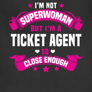 Ticket Agent T-Shirts - Adjustable Apron