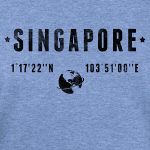 Singapore T-Shirts - Women's Wideneck Sweatshirt