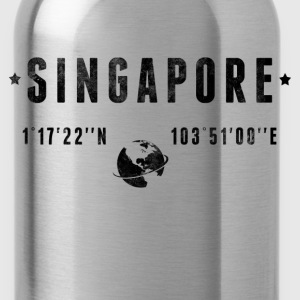Singapore T-Shirts - Water Bottle