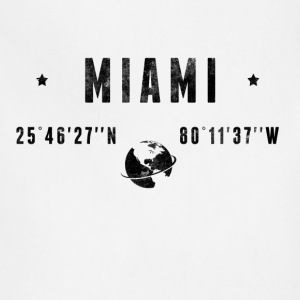 MIAMI T-Shirts - Adjustable Apron