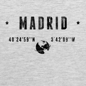 MADRID T-Shirts - Men's Premium Tank