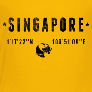 Singapore Kids' Shirts - Toddler Premium T-Shirt