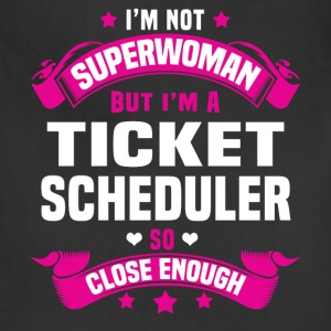 Ticket Scheduler T-Shirts - Adjustable Apron