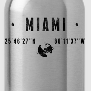 MIAMI T-Shirts - Water Bottle