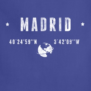 MADRID T-Shirts - Adjustable Apron