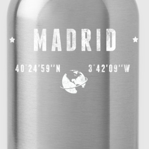 MADRID T-Shirts - Water Bottle
