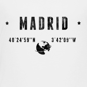 MADRID Kids' Shirts - Toddler Premium T-Shirt