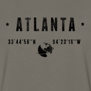 ATLANTA T-Shirts - Men's Premium Long Sleeve T-Shirt