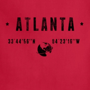 ATLANTA T-Shirts - Adjustable Apron
