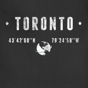 TORONTO T-Shirts - Adjustable Apron