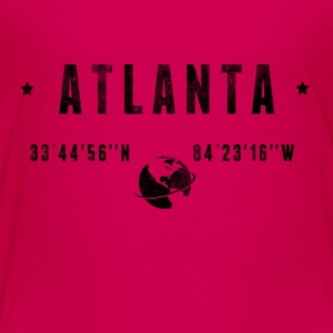ATLANTA Kids' Shirts - Toddler Premium T-Shirt